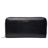 DANJUE Genuine Leather Men Wallets Long Coin Purses Big Capacity Card Holder Cowhide Day Clutch Phone Money Bag