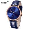 Фото Мужские наручные часы ROSDN Мужские наручные часы 2018 мужские часы лучшие бренды роскошные кварцевые часы Часы часы relogio femin