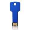 Fillinlight Blue Metal Key USB Flash Pen Drive USB 2.0 для Buiness Waterproof Chip