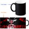 Jeff The Killer Morphing Mug Color Change Tea Cup Волшебная молочная кружка для кофе термокружка emsa travel mug 360 мл 513351