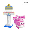 Super Wings Deformation Mini Airplane 4 Style Available Abs Robot Toy Mini Toy Gifts for children Free Shipping 15 cm jimbo super wings mini airplane abs robot toys action figures super wing transformation jet animation children kids gift