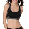 Женская одежда для фитнеса Мягкая компрессия Спортивный бюстгальтер Спортивная одежда Эластичный жилет женская одежда
