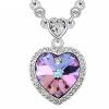 Серьги ожерелья Подвески Кристалл из австрийских элементов Vintage Мода ювелирные изделия ожерелья для женщин 10800 ювелирные подвески fresh jewelry ювелирные подвески
