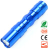 Long Range LED Flashlight Mini Pocket Handy LEDTorch Best Gift Present for Kids Children Waterproof Aluminum Alloy Light