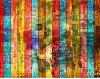 Пользовательские обои для фото 3D стерео цветные обои из кирпича обои из дерева большая роспись Ресторан Бар Кафе вход обои настенная роспись на заказ 3d роспись гонконг стрит шанхай улица сцена обои чай ресторан кофейня обои настенная роспись