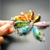 Vanker 4,5 см мини наживки ловить рыбу комплект рыболовные снасти crankbait приманки crank приманки набор 5шт варламов а н как ловить рыбу удочкой