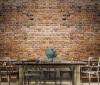 Пользовательская 3d-роспись Пользовательские ретро-кирпичные обои обои росписи ресторана ресторана KTV обои для рабочего стола столик для ресторана
