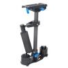 YELANGU S40T 40 см Карбоновый стабилизатор для сотового телефона для DSLR-камеры DV (черный) черный мини пластиковые складная фото штатив стол для dslr камеры