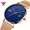 New NIBOSI Роскошные Часы Для мужчин Высококачественная брендовая одежда Reloj Hombre Marca de Lujo Famosa ультра тонкий Часы для одежда