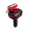 Bluetooth MP3 Player FM Transmitter Modulator Car Charger with Dual USB 3.1A Earphone Hands-free Call AUX TF LED Display