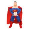 Шэн Шэн специальный автомобиль куклы крыша украшения куклы автомобиля украшения автомобилей наклейки Супермен кукла кукла 38 см в высоту (с скребком снос и запасной резиной)