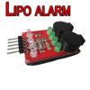 2 Клетки 7.4 V На 3 Ячейки, 11,1 В LiPo Батареи Низкого Напряжения Тестер Для Проверки Индикатора Тревоги радиоуправляемый напряжение lipo батареи метр тестер индикатор 2 6 клеток светодиодные панели вольтметр