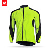 NUCKILY Зимняя мужская тепловая велосипедная куртка подогревает велосипедную одежду Ветрозащитный водостойкий спортивный Джерси NJ