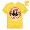 Cute Funny Cartoon Boys T-рубашки 2018 Летняя футболка для малышей для мальчиков Топы 8 цветов Детская хлопковая футболка