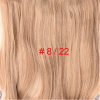 24 inch Wavy Clip in Hair Extensions Synthetic Heat Resistant Fiber Pure Color 4 Clips 190g/pc 17 Colors Available clean park 190g