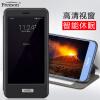Freeson славы V9 кожаный чехол / окно смарт-сна протектор / Huawei славы V9 мобильный телефон оболочки черный невервинтер онлайн что можно на очки славы