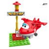 Super Wings Deformation Mini Airplane 4 Style Available Abs Robot Toy Mini Toy Gifts for children Free Shipping 8pcs set auldey super wings mini airplane abs robot toys action figures super wing transformation jet cartoon children kids gift