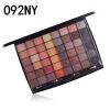 48 Цветной металлический матовый макияж тени для век тени для век