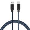 Micro USB-кабель, сверхпрочный зарядный кабель и кабель синхронизации данных для Android / Windows / MP3 / Camera и другого устрой micro camera compact telephoto camera bag black olive