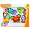 Auby развивающие игрушки Детские бубенца 5 шт. Детские игрушки  463133DS