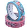 (Guangbo)  Hello Kitty 15мм * 5м  клейкая цветная лента лента клейкая двусторонняя folsen ткань 50мм х 5м