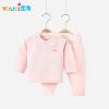 Lovely Striped Baby Girl Одежда Мальчик Одежда Брюки Костюм Малыш Детские Наряды Одежда для Ребенка одежда