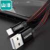 Yamazawa (SAMZHE) Телефонный кабель для передачи данных для телефона Apple черный 1,5 метра для iPhone8 / X / 5S / 6s / 7 / Plus / iPad I506 orico ltf 10 кабель для передачи данных для iphone8 x 5s 6s 7 plus ipad air mini