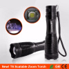 Zoom LED Flashlight 18650 Rechargeable CREE T6 High Power Police Flashlight Camping Portable Light Cycling Bicycle Torch wuben led flashlight tactical torch 18650 battery usb rechargeable lights waterproof led lamp cree portable camping lantern l50