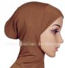 Аканэ 2 штуки в шарфах тюрбан трубка шапка череп исламская женская мода мусульманский женский платок бюстгальтер 2 штуки quelle quelle 949332