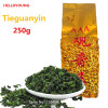 Promotion Vacuum packages Premium Fragrant Type Traditional Chinese Oolong Tea TiKuanYin Green Tea Anxi TieGuanYin Tea 250g premium биотоник с зеленым чаем салонная косметика премиум premium green tea moisturizing