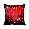 черный и красный в форме сердца валентина площадь бросить подушку включить подушки покрытия дома диван декор подарок шатура диван лондон рогожка бежевая 2 подушки в подарок
