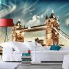 Пользовательские обои для фото 3D в европейском стиле Big Ben night building спальня диван фон обои настенная роспись пользовательские обои для фото 3d в европейском стиле big ben night building спальня диван фон обои настенная роспись