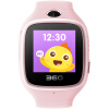 360 Kids Watch 6S Mobile Unicom 4G Edition Умные детские часы 360 Детские детские часы для детей 6S W701 4G Network Edition Cherry Blossom Powder детские часы