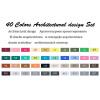 TOUCHFIVE эскиз товары для рукоделия Mark алкоголь маркером растворимые Ручка C Книги по искусству Ун граффити Книги по искусству