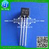 Free shipping BC547+ BC557 Each 50pcs all 100pcs/bag BC547B BC557B NPN PNP Transistor TO-92 Power Triode Transistor Bag цена и фото