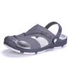 Летние мужские садовые салфетки Тапочки EVA Casual Fashion Non Slip Sandals для мужчин, мужская легкая тапочная мула, забивающая большой размер садовые тракторы