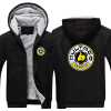 Мужская куртка Hoodie Bultaco Cemoto Pursang Печатная тушеная руна Модный бренд Куртки Топы Спортивная куртка Куртка шерсть