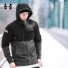 Мужская спортивная спортивная мужская осенняя и зимняя мода новая хлопчатобумажная строчка с капюшоном свитер случайный тонкий кур