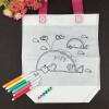Дети Рисование Игрушки Живопись Сумки для детей Образование Игрушка для рисования для детей Картина Холщовые сумки Как подарок игрушки для детей