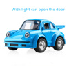 Cool Toy Car Die-casting alloy car back Sound And Light Toy Car Can Open The Door Car Styling Classic Cars Car model Kids Toys car styling camry