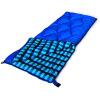 Путешественники спальные мешки взрослые наружные кемпинговые конверты теплые хлопчатобумажные спальные мешки могут быть сшиты в двойные весенние спальные мешки синие