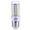 AC 220V E27 4.5W 400 - 450LM SMD 5730 LED Corn Bulb Light с 48 светодиодами led light e27 lamp e14 led bulb corn 20 30 46 81 100 leds lampada smd5730 220v corn bulb chandelier candle spotlight home decor