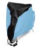 Велосипед Крышка 190T Велосипед Чехлы Открытый Водонепроницаемый дождь Солнце УФ-пыль Ветер Доказательство Блокировка Отверстие Эл два слоя щиток маски ветер холодный доказательство открытый мотоцикл маски