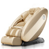 LEK 988R luxury professional electric massage chair household automatic capsule body massage sofa for 150-190CM height automatic thermal jade massage bed with full body