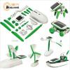 Boguang Солнечные игрушки DIY 6 в 1 Multi-модальное свободное преобразование солнечная энергия Для детских игрушек / моделей DIY mария солнечная солнечные путешествия