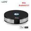 iLEPO R10 Android 8.1 Smart TV Box RK3328 Quad Core 2GB 16GB HD 4K Bluetooth 4.1 KD 17.4 USB3.0 Wifi 2.4G&5G Top Box Player