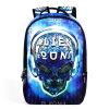 3D скелет Череп Прохладный школьный рюкзак дорожная сумка Досуг Повседневная Сумка Сумка Сумка Сумка Сумка для Подростков