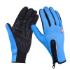 Экранные перчатки Tocuh На открытом воздухе Спорт Windstopper Gloves Windproof Велосипед Велоспорт Пешие прогулки Военный мотоцикл Езда Полный палец