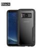 IPAKY Для Samsung Galaxy S8 корпус Samsung S8 корпус S8 плюс покрытие Акриловая прозрачная задняя крышка для Galaxy S8 S 8 plus оригинальный samsung galaxy s8 s8 plus nillkin 3d ap pro полноэкранный экранный протектор экрана