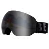 Новый дизайн Ski Goggle Snow Glasses / UV-Protection Многоцветный двойной противотуманный объектив Сноуборд для лыжников с бесплатной сумкой